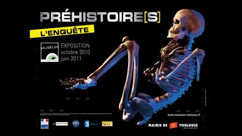 Muséum de Toulouse – Préhistoire[s]:l'enquête