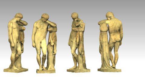 Musée des Augustins – Numérisations 3D