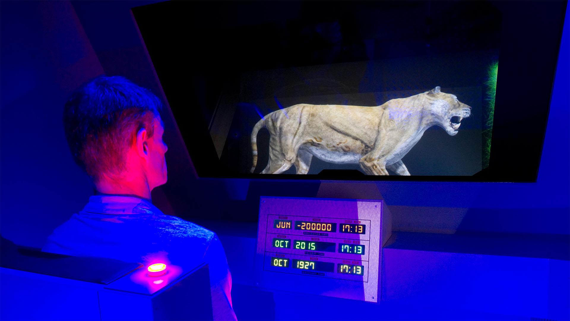 Exposition Les Savanturiers - Museum de Toulouse