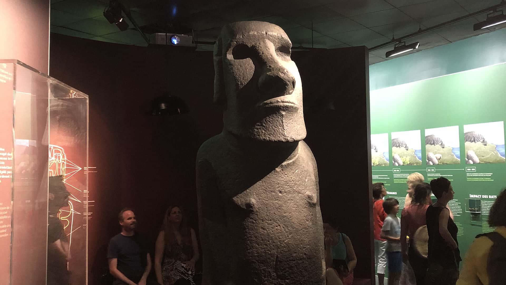Exposition Île de Pâques – Museum de Toulouse