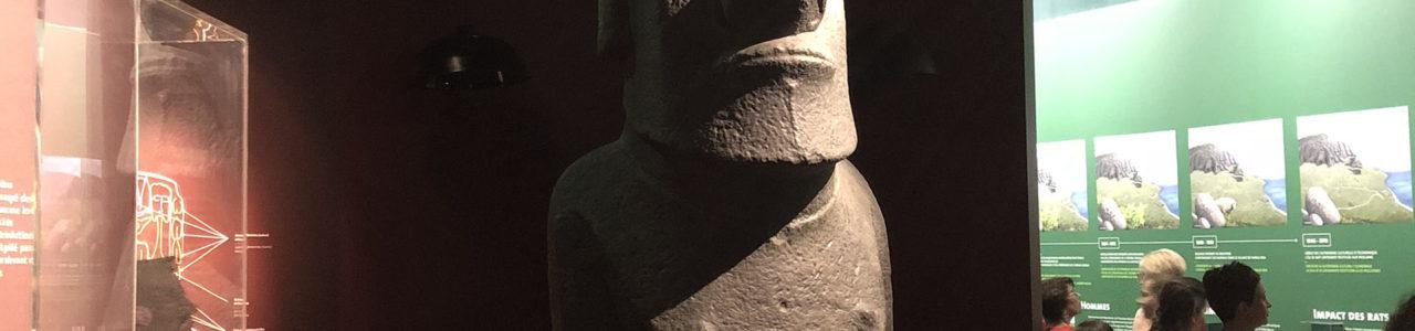 Moai - Fac simile