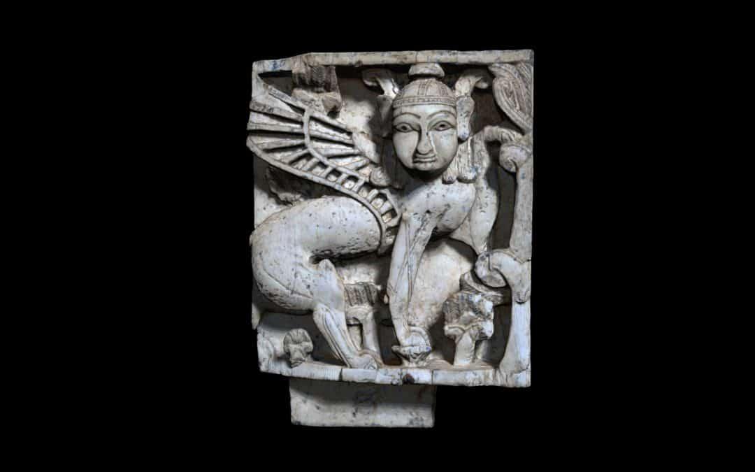 British Museum 3D scanning